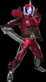 Kamen Rider Accel in Battride War Genesis