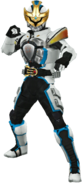 Kamen Rider Ixa Prototype in City Wars
