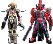 Zodiarts Types