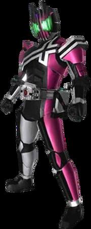 Kamen Rider Decade Violent Emotion in Battride War Genesis