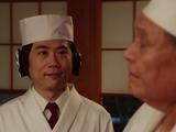 That Man, Sushi Chef