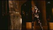 Edith as Kamen Rider Dark Ghost 2