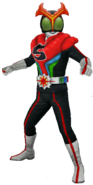 Kamen Rider Stronger in City Wars