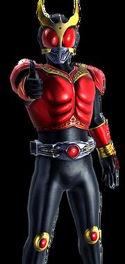 Battride Wars Kamen Rider Kuuga