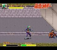Kamen Rider SNES Screenshot 2