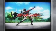 Rokujyouma Rhinoceros Man, 2nd Impact logo