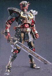 Kamen Rider Hibiki (armed sengoku version)