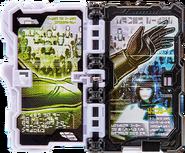 KRSa-Hiden no Hiden Monogatari Wonder Ride Book (Transformation Page)