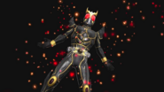 Kamen Rider Kuuga Ultimate Form in Battride War Genesis