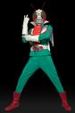 Masked Rider Warrior Commander