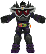 Kamen Rider Genm God Maximum Mighty X in City Wars
