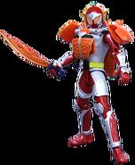 Baron orangearms