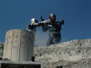 Kamen Rider J vs ShadowMoon