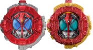 All Kabuto Ridewatches