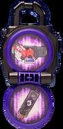 KRGa-Joker Lockseed opened