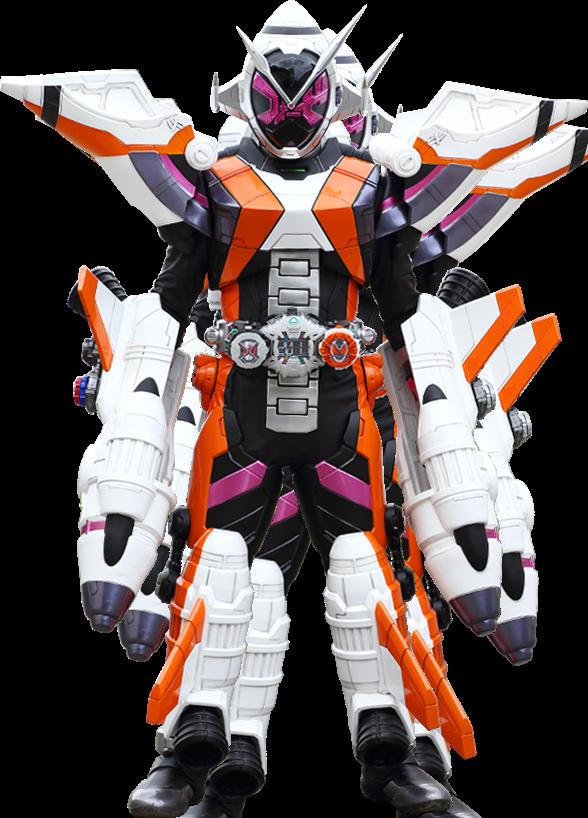 Kamen Rider Zi-O Fourze Armor フォーゼアーマー Minecraft Skin