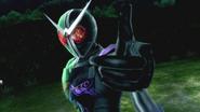 Kamen Rider Double Intro in Battride War Genesis