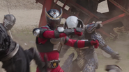 Kamen Rider Ryuki fight in Heisei Generations Forever