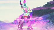 Ex-Aid growing