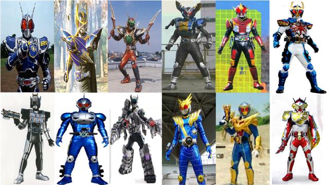 Image - Final Forms - G3 to Baron.png | Kamen Rider Wiki | FANDOM ...