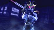 Kamen Rider IXA intro in Battride War Genesis