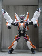 SODO Zi-O Fourze Armour