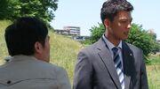 Shinnosuke in Mach Saga