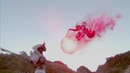 Baron Ringo Sparking Rider Kick