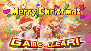 Christmas Game Clear