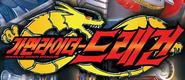 Kamen Rider Ryuki Korean Logo