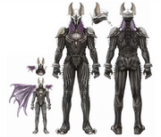 Bat-Type Roidmude (071) Early Design