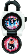 KRGa-Fourze Lockseed Opened