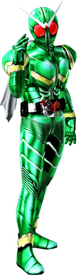 仮面ライダーサイクロン