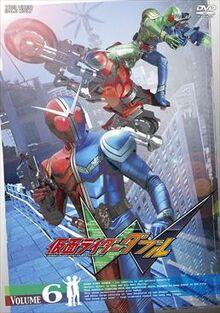 Kamen Rider W Volume 6