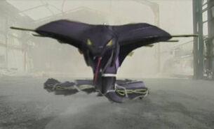 Ryuki-cb-venosnaker