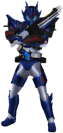 Kamen Rider Vulcan Assault Wolf in City Wars