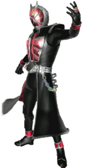 Kamen Rider Wizard in Battride War Genesis