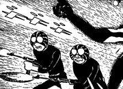Shocker Combatmen manga