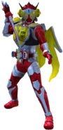 Kamen Rider Baron Lemon Energy in City Wars