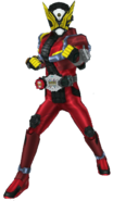 Kamen Rider Geiz in City Wars