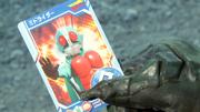 Mido-Rider card