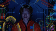 Breaking Mammoth Cockpit Ikazuchi