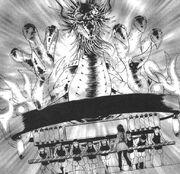 Flying Wheel of Fire (Spirits)