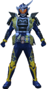 Kamen Rider Gaim Jimber Lemon in City Wars