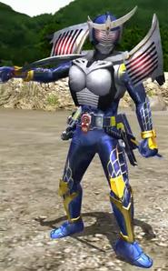 Gaim Ryuki Arms