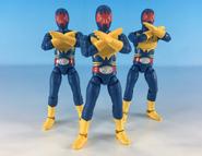 SHODO GelShocker Combatmen