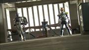 2 White Riders summoned