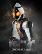Kamen Rider Climax Fighters Fourze Poster