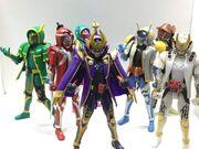 Kamen Rider fusion