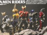 Kamen Rider Decade: World of OOO